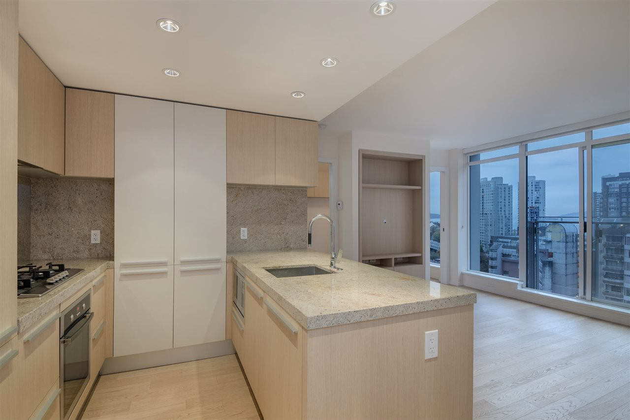 "Main Photo: 1501 1351 CONTINENTAL Street in Vancouver: Downtown VW Condo for sale in ""MADDOX"" (Vancouver West)  : MLS®# R2319280"