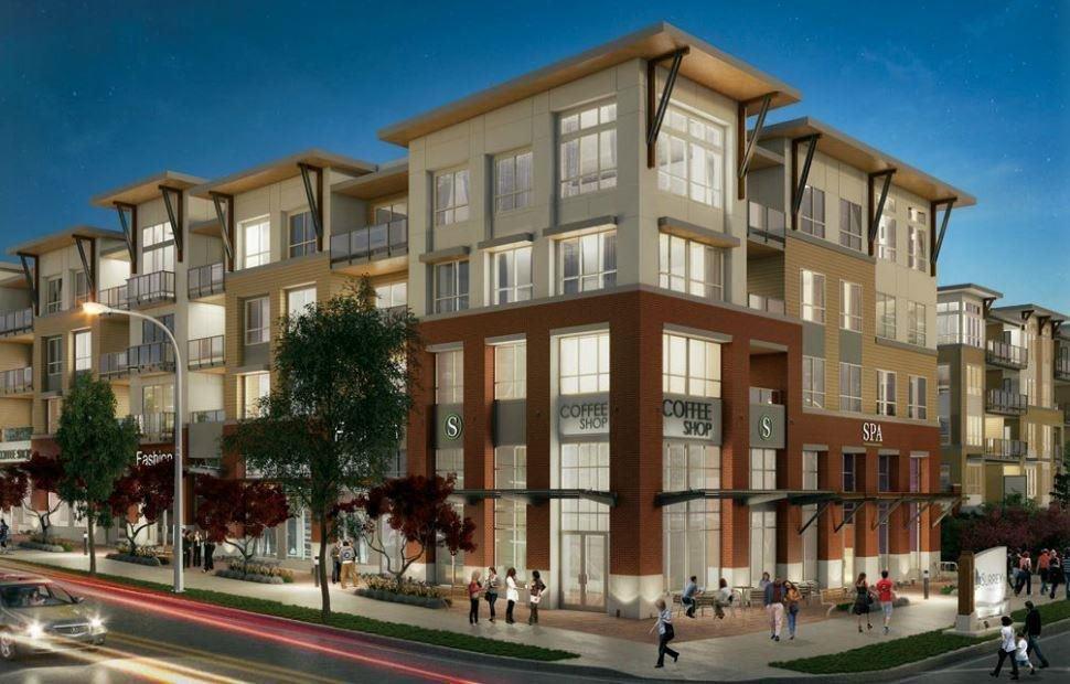 Main Photo: 206 19567 64 Avenue in Surrey: Clayton Condo for sale (Cloverdale)  : MLS®# R2326327