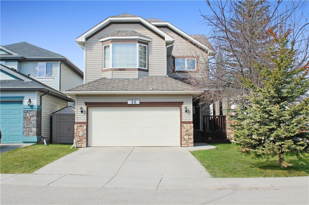 Main Photo: 66 Chaparral Terrace SE in Calgary: Chaparral Detached for sale : MLS®# C4223387