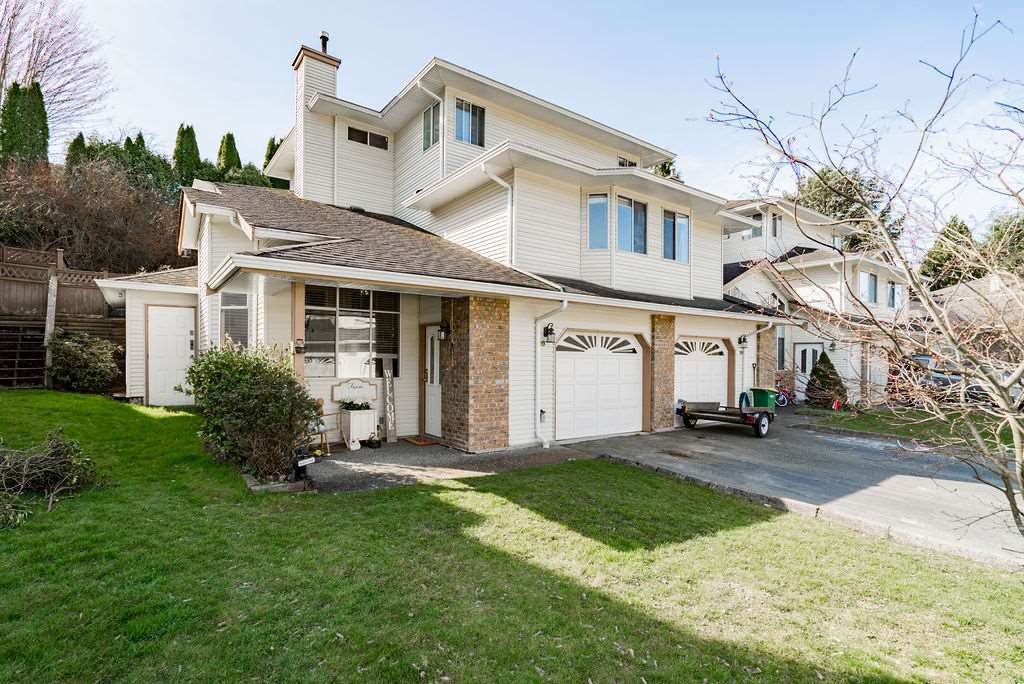 "Photo 1: Photos: 20 22900 126 Avenue in Maple Ridge: East Central Townhouse for sale in ""COHO CREEK ESTATES"" : MLS®# R2355118"