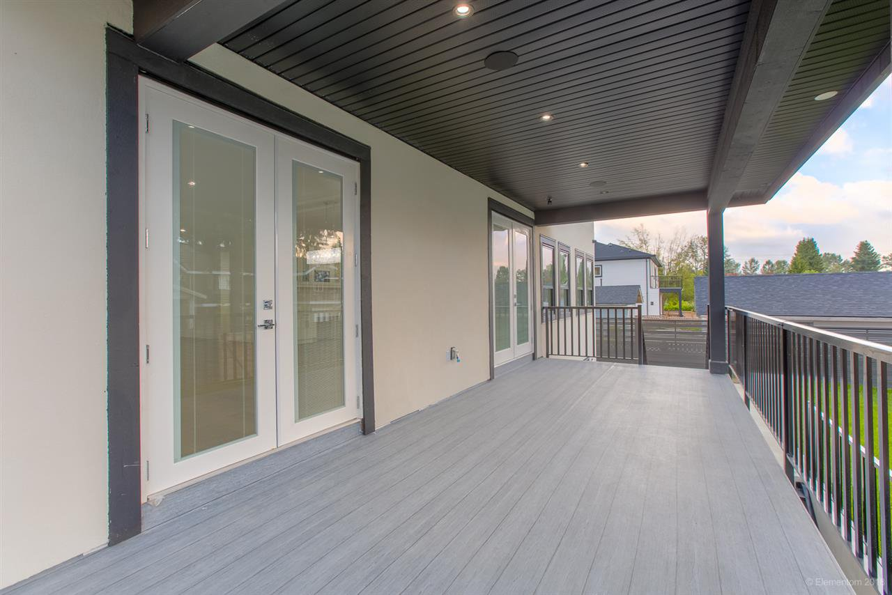 """Photo 18: Photos: 822 GATENSBURY Street in Coquitlam: Harbour Chines House for sale in """"HARBOUR CHINES"""" : MLS®# R2386227"""