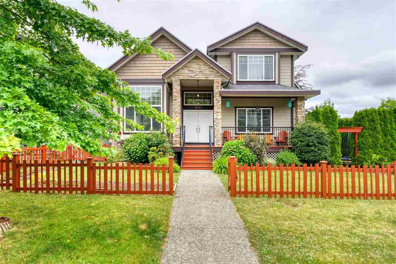 Main Photo: 10393 ROBERTSON Street in Maple Ridge: Albion House for sale : MLS®# R2387696