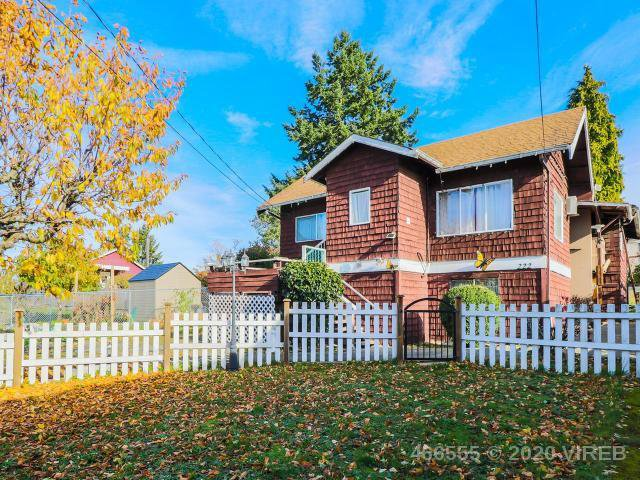 Main Photo: 222 MANNING STREET in NANAIMO: Z4 University District House for sale (Zone 4 - Nanaimo)  : MLS®# 466555