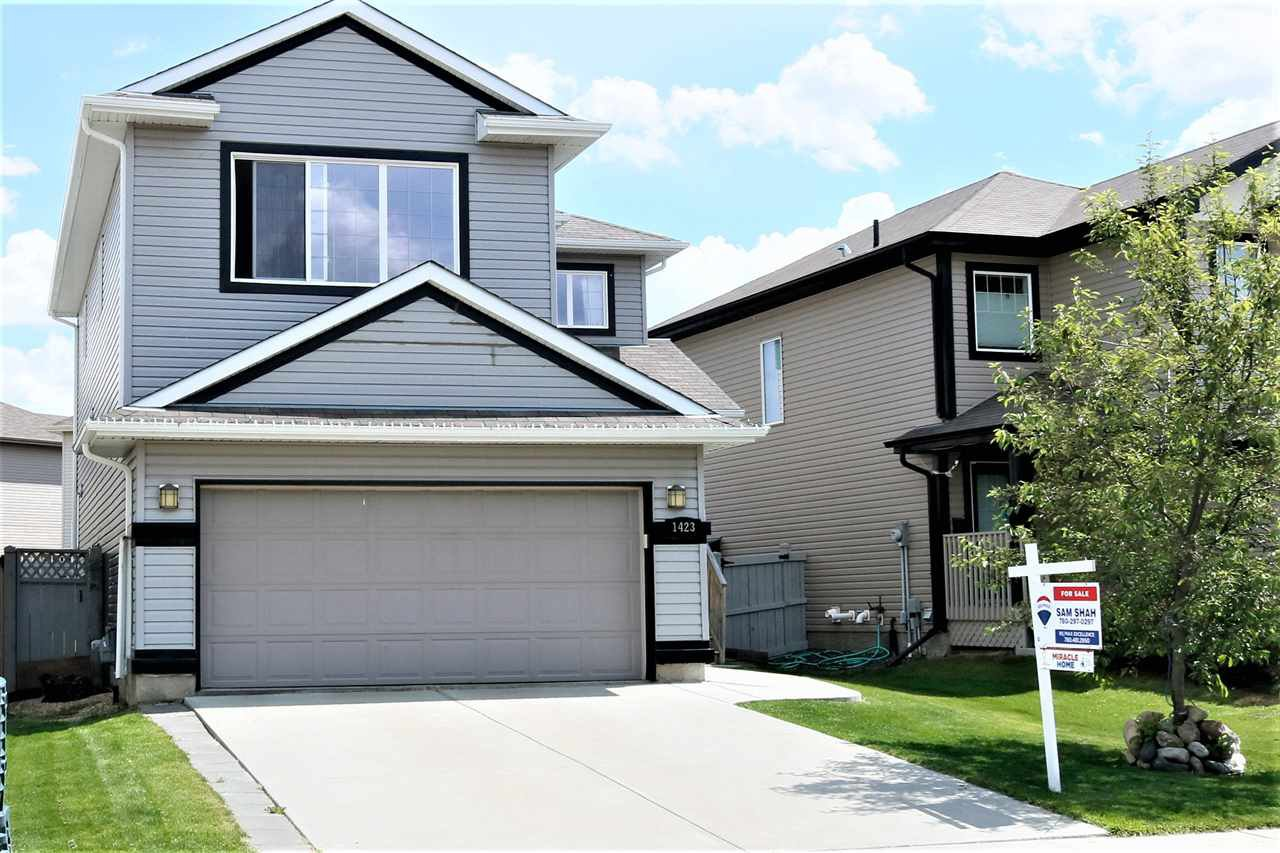 Main Photo: 1423 114A Street in Edmonton: Zone 55 House for sale : MLS®# E4201155
