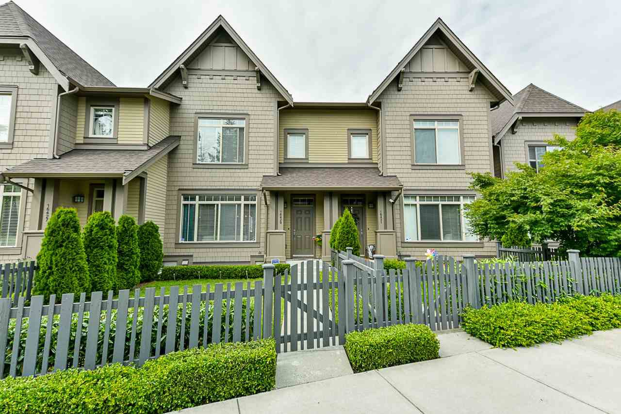 "Main Photo: 16429 24A Avenue in Surrey: Grandview Surrey Condo for sale in ""HYCROFT"" (South Surrey White Rock)  : MLS®# R2468428"