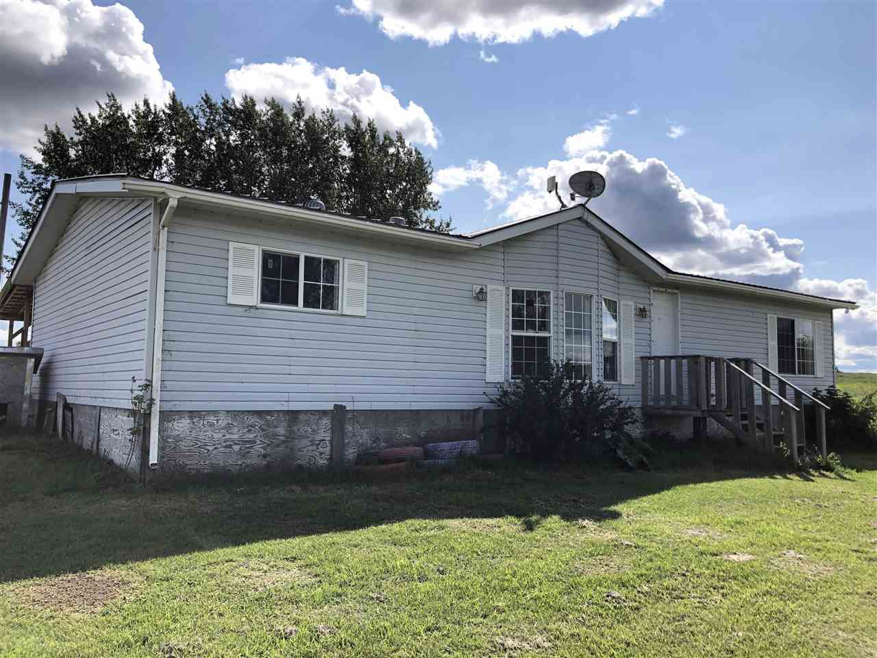 Main Photo: 24519 TWP RD 614A: Rural Westlock County House for sale : MLS®# E4209870