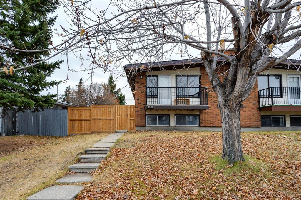 Main Photo: 11146 Sacramento Drive SW in Calgary: Southwood Semi Detached for sale : MLS®# A1048921