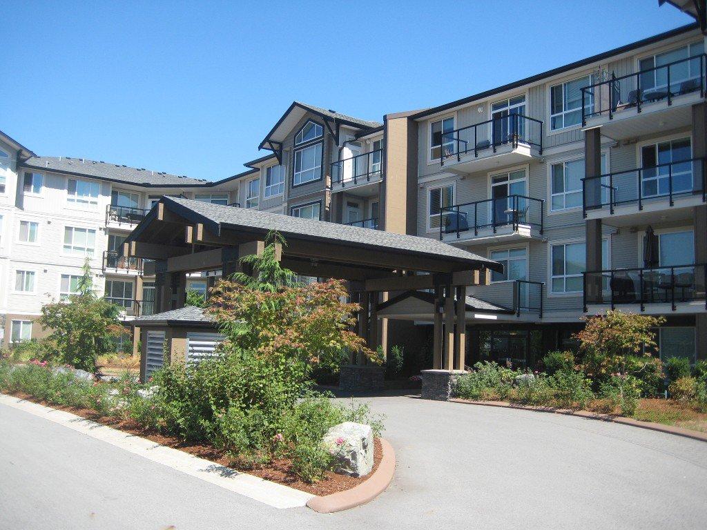 Main Photo: 318 32729 Garibaldi Drive in Abbotsford: Abbotsford West Condo for sale : MLS®# F1127809