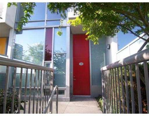 Main Photo: 118 Dunsmuir Street in Vancouver: Downtown VW Townhouse for sale (Vancouver West)  : MLS®# V789851