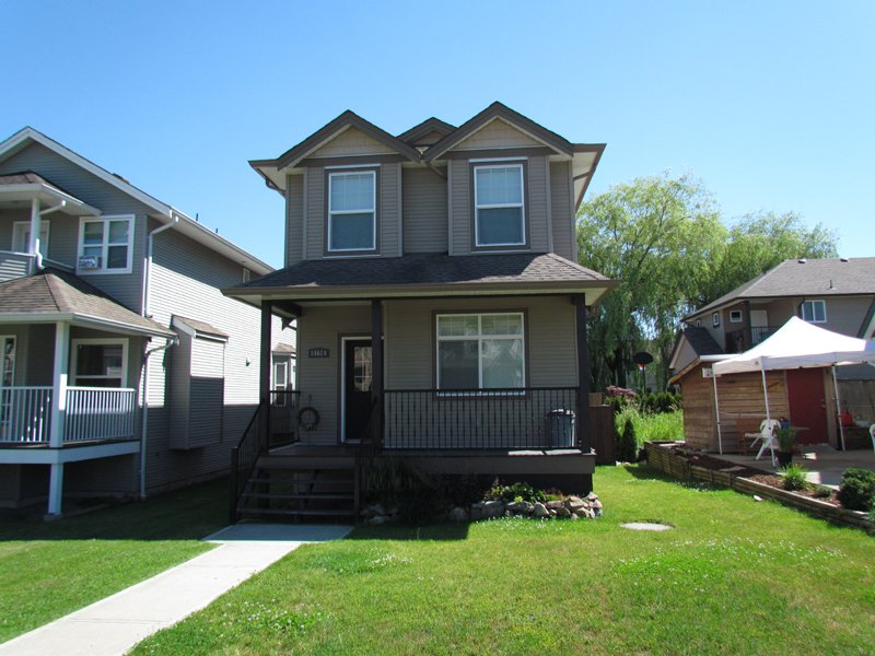 Main Photo: 34624 5TH AVE in ABBOTSFORD: Poplar House for rent (Abbotsford)