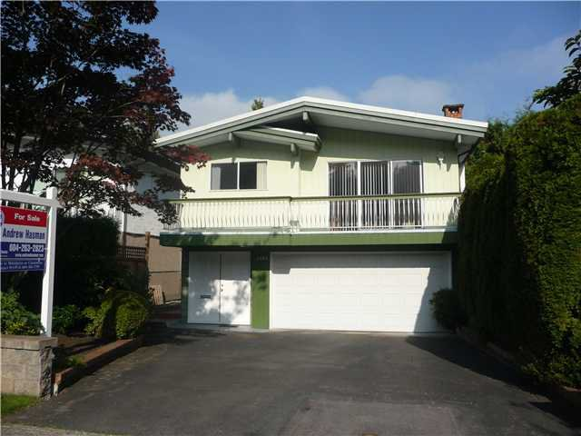 "Main Photo: 4693 W 15TH AV in Vancouver: Point Grey House for sale in ""Point Grey"" (Vancouver West)  : MLS®# V1031871"