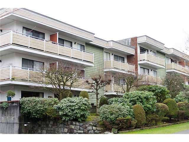 "Main Photo: 316 750 E 7TH Avenue in Vancouver: Mount Pleasant VE Condo for sale in ""DOGWOOD PLACE"" (Vancouver East)  : MLS®# V1041888"