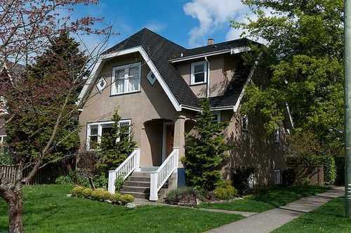 Main Photo: 4303 12TH Ave W in Vancouver West: Point Grey Home for sale ()  : MLS®# V946780