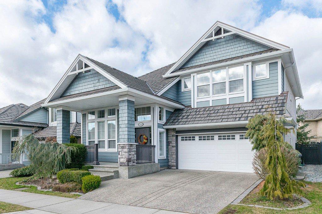 Main Photo: 15449 34TH Avenue in Surrey: Morgan Creek House for sale (South Surrey White Rock)  : MLS®# F1404210