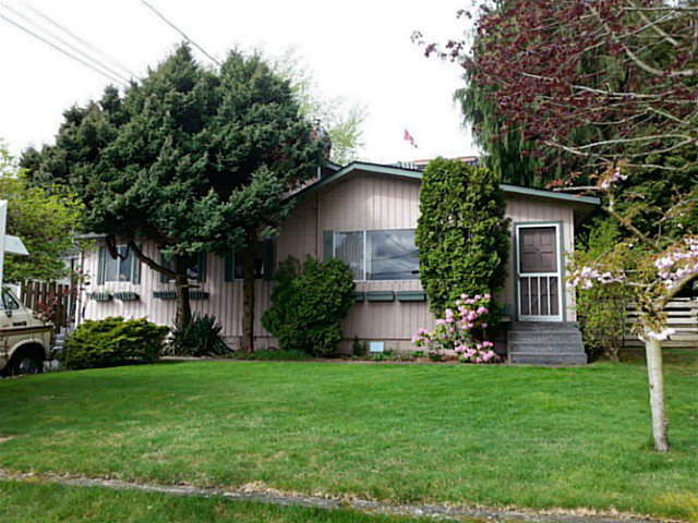 Main Photo: 1377 PARKER Street: White Rock House for sale (South Surrey White Rock)  : MLS®# F1409548