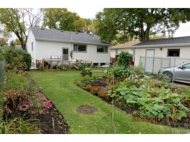 Photo 6: Photos: 99 Lennox Avenue in WINNIPEG: St Vital Residential for sale (South East Winnipeg)  : MLS®# 1424381