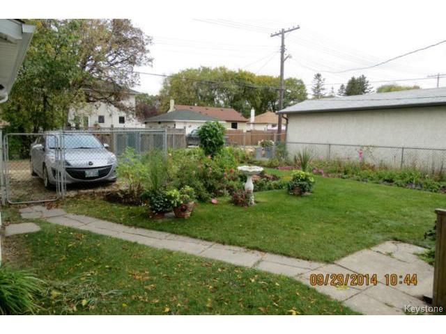 Photo 5: Photos: 99 Lennox Avenue in WINNIPEG: St Vital Residential for sale (South East Winnipeg)  : MLS®# 1424381