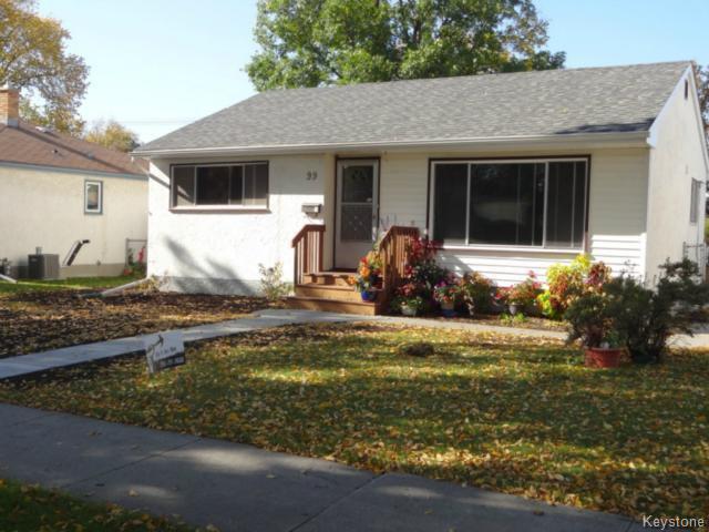Photo 2: Photos: 99 Lennox Avenue in WINNIPEG: St Vital Residential for sale (South East Winnipeg)  : MLS®# 1424381