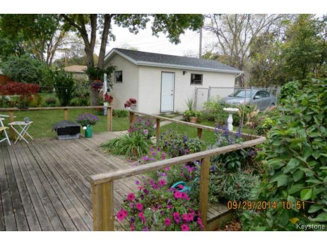 Photo 7: Photos: 99 Lennox Avenue in WINNIPEG: St Vital Residential for sale (South East Winnipeg)  : MLS®# 1424381