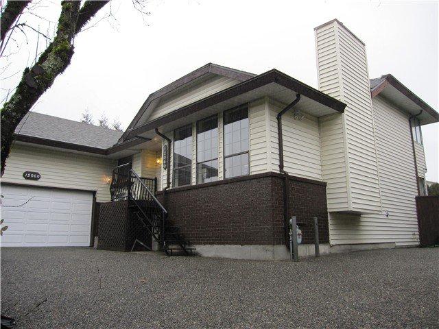 Main Photo: 12060 202ND Street in Maple Ridge: Northwest Maple Ridge House for sale : MLS®# V1104091