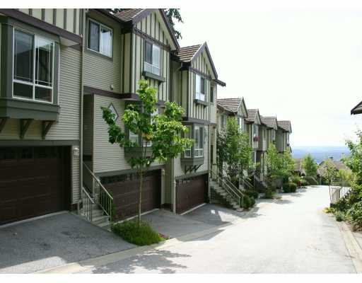 Main Photo: 1486 JOHNSON Street in Coquitlam: Westwood Plateau Townhouse for sale : MLS®# V607189