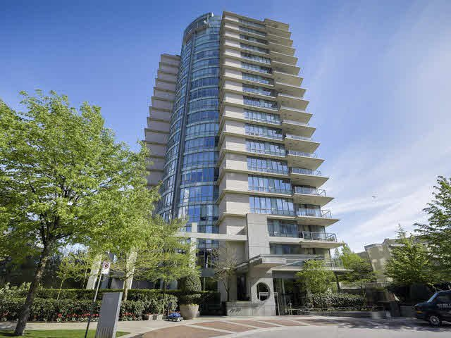 "Main Photo: 803 1328 MARINASIDE Crescent in Vancouver: Yaletown Condo for sale in ""The Concord"" (Vancouver West)  : MLS®# V1117587"