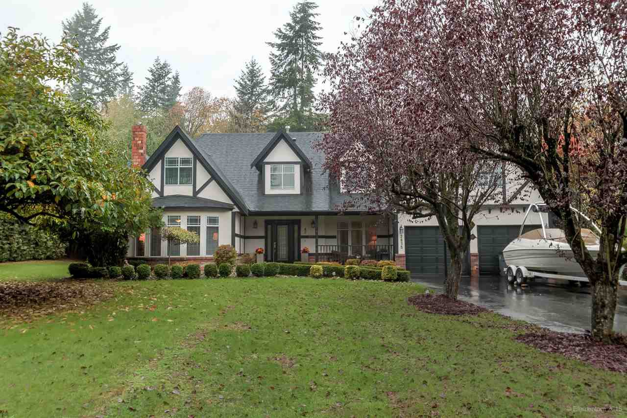 """Main Photo: 2835 COUNTRY WOODS Drive in Surrey: Grandview Surrey House for sale in """"COUNTRY WOODS"""" (South Surrey White Rock)  : MLS®# R2011883"""