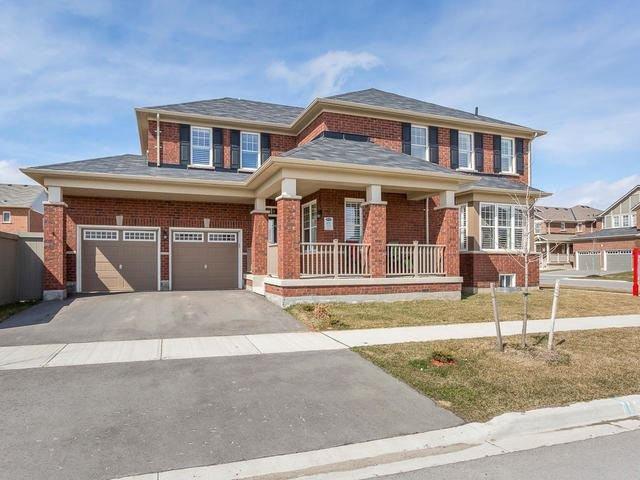 Main Photo: 48 Robert Parkinson Drive in Brampton: Northwest Brampton House (2-Storey) for sale : MLS®# W3454292