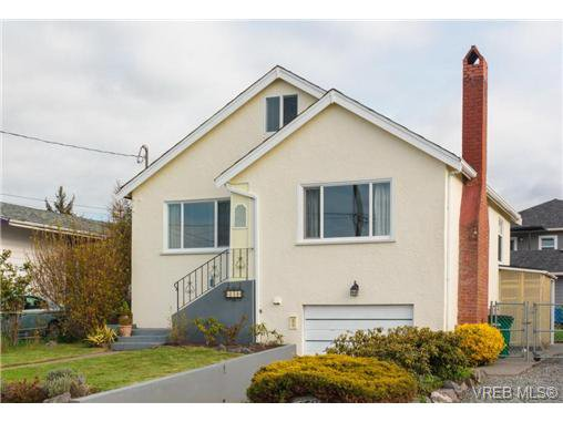 Main Photo: 258 Crease Ave in VICTORIA: SW Tillicum House for sale (Saanich West)  : MLS®# 727158