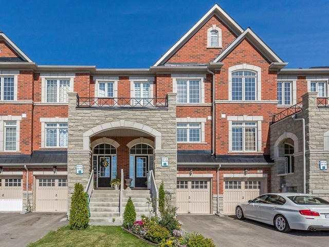 Main Photo: 24 Cloudburst Road in Brampton: Northwest Brampton House (3-Storey) for sale : MLS®# W3587023