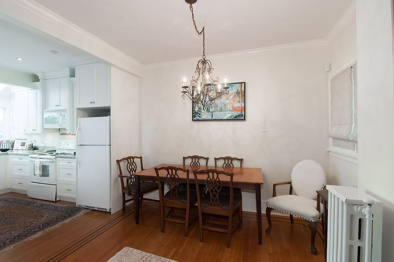 "Photo 7: Photos: 1 1820 BAYSWATER Street in Vancouver: Kitsilano Townhouse for sale in ""TATLOW COURT"" (Vancouver West)  : MLS®# R2111022"
