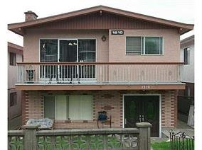 Main Photo: 1210 E 63RD Avenue in Vancouver: South Vancouver House for sale (Vancouver East)  : MLS®# R2132115
