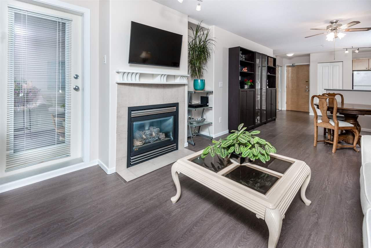 Photo 6: Photos: 321 3122 ST JOHNS STREET in Port Moody: Port Moody Centre Condo for sale : MLS®# R2164161