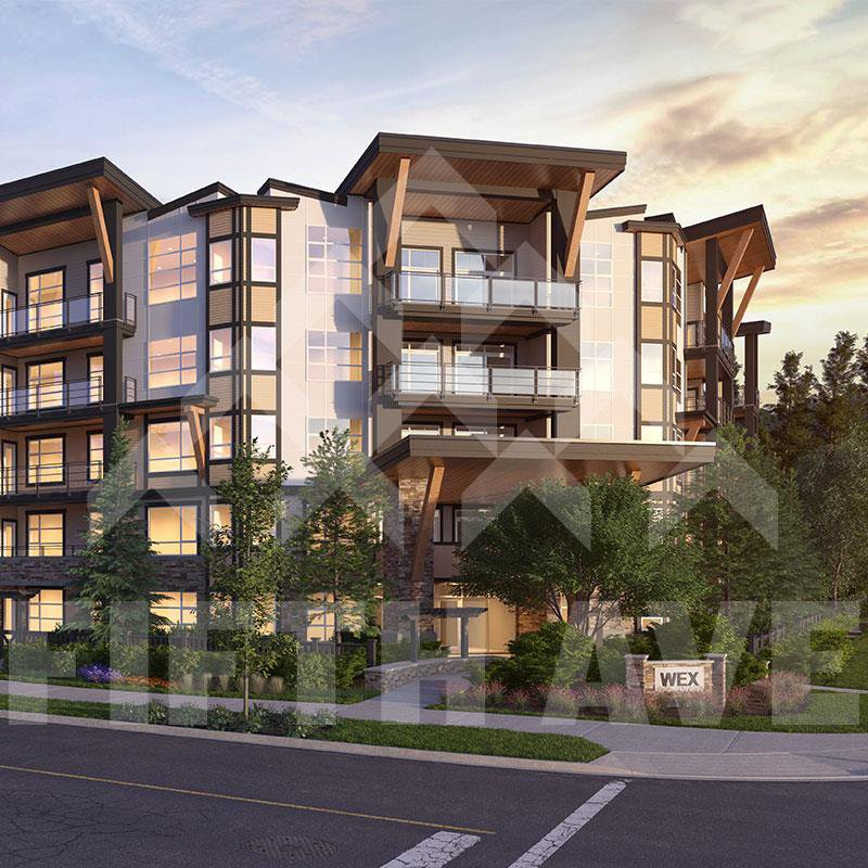 "Main Photo: 205 20829 77A Avenue in Langley: Willoughby Heights Condo for sale in ""The Wex"" : MLS®# R2190451"