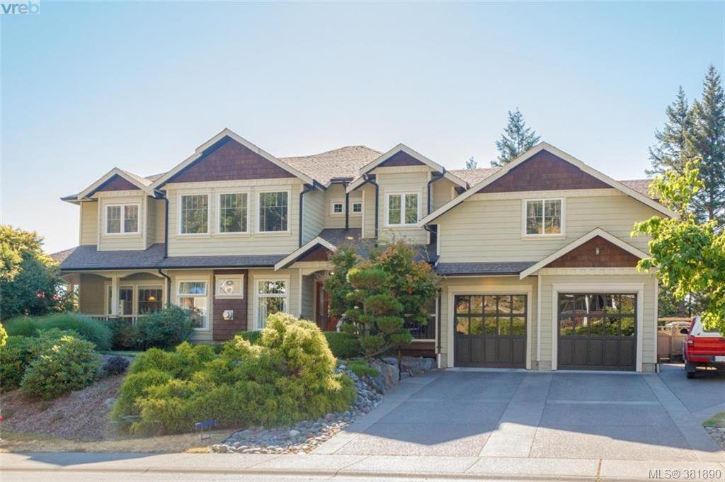 Main Photo: 3397 Rockwood Terr in VICTORIA: Co Triangle Single Family Detached for sale (Colwood)  : MLS®# 767212