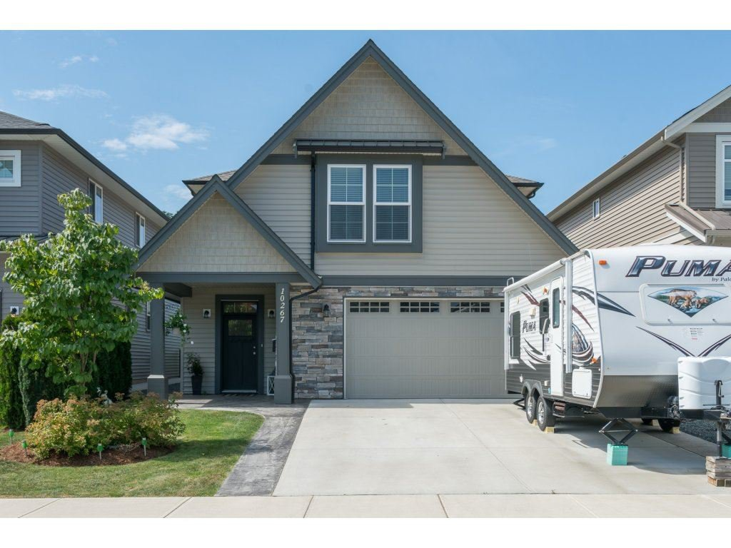 Main Photo: 10267 MANOR Drive in Chilliwack: Fairfield Island House for sale : MLS®# R2197356