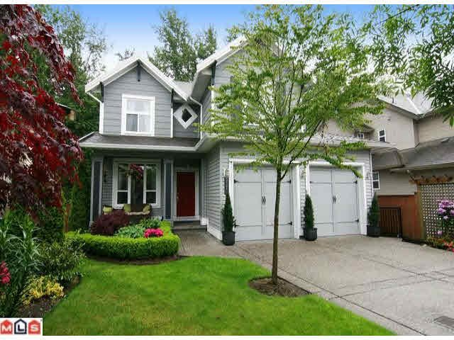 Main Photo: 9372 216A STREET in : Walnut Grove House for sale : MLS®# F1015060
