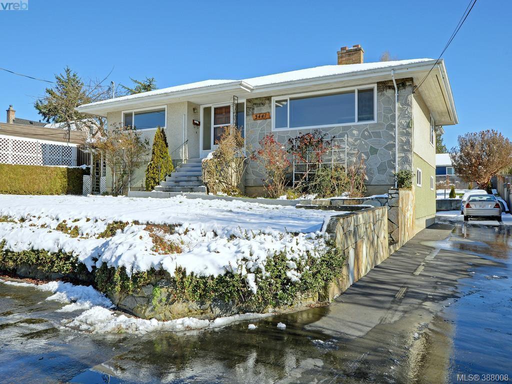 Main Photo: 3441 Seaton St in VICTORIA: SW Tillicum House for sale (Saanich West)  : MLS®# 779665