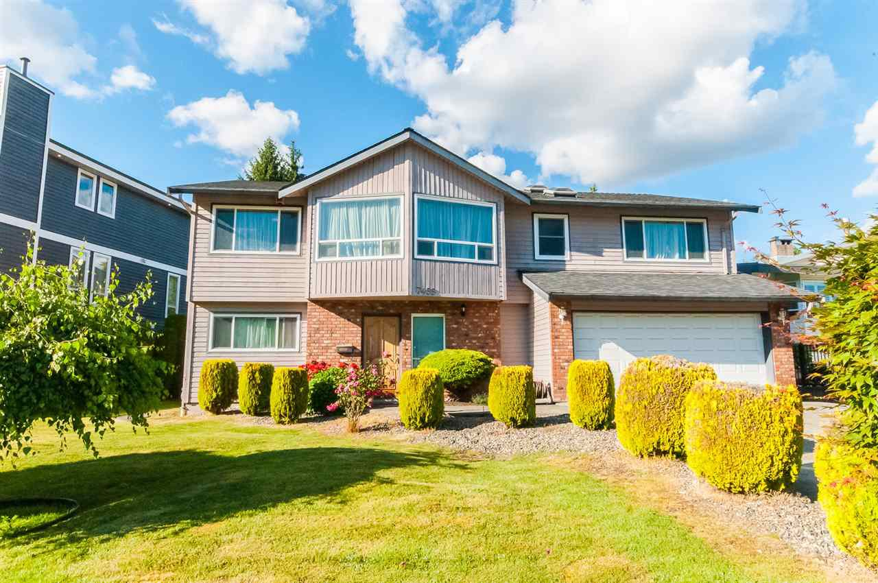 """Main Photo: 7455 LAWRENCE Drive in Burnaby: Montecito House for sale in """"Montecito"""" (Burnaby North)  : MLS®# R2276942"""