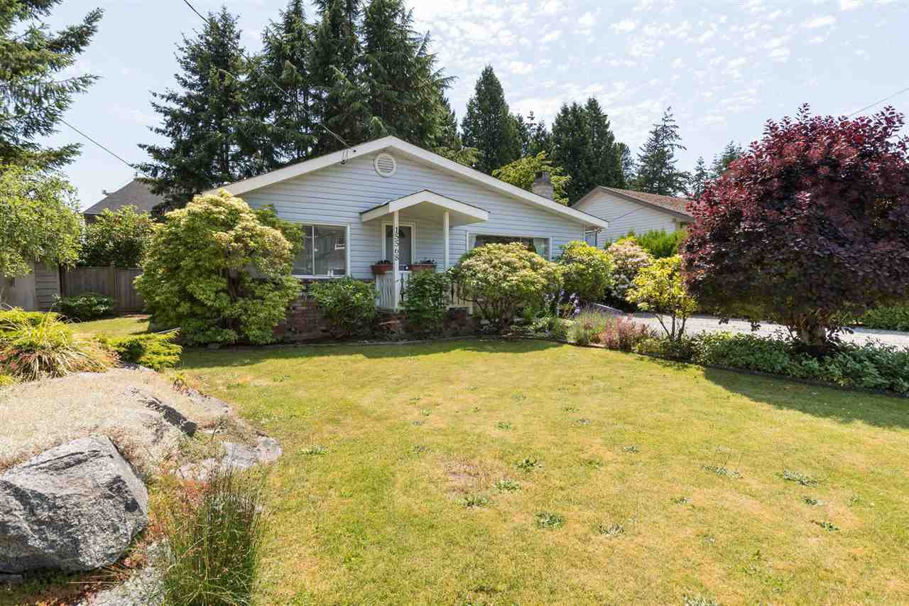Main Photo: 15568 18 Avenue in Surrey: King George Corridor House for sale (South Surrey White Rock)  : MLS®# R2289871
