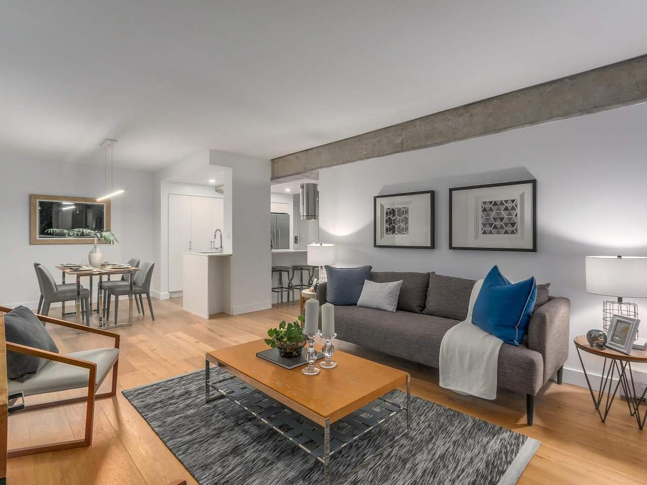 """Main Photo: 301 1616 W 13 Avenue in Vancouver: Fairview VW Condo for sale in """"LOWER SHAUGHNESSY"""" (Vancouver West)  : MLS®# R2305029"""