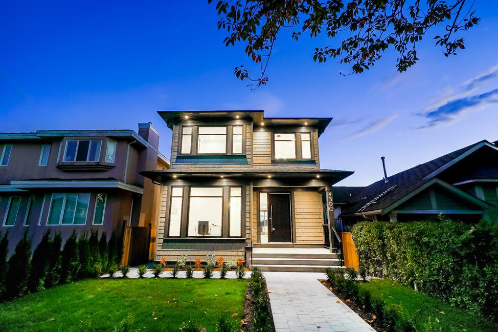 Main Photo: 4590 UNION Street in Burnaby: Brentwood Park House for sale (Burnaby North)  : MLS®# R2315435
