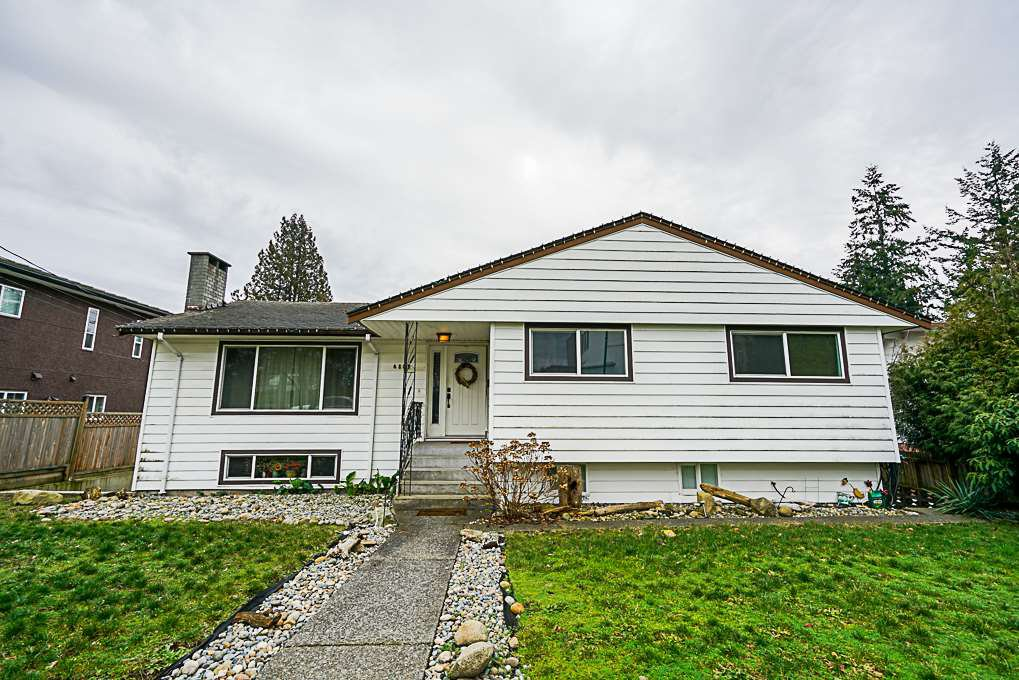 Main Photo: 4808 RUMBLE Street in Burnaby: South Slope House for sale (Burnaby South)  : MLS®# R2338117