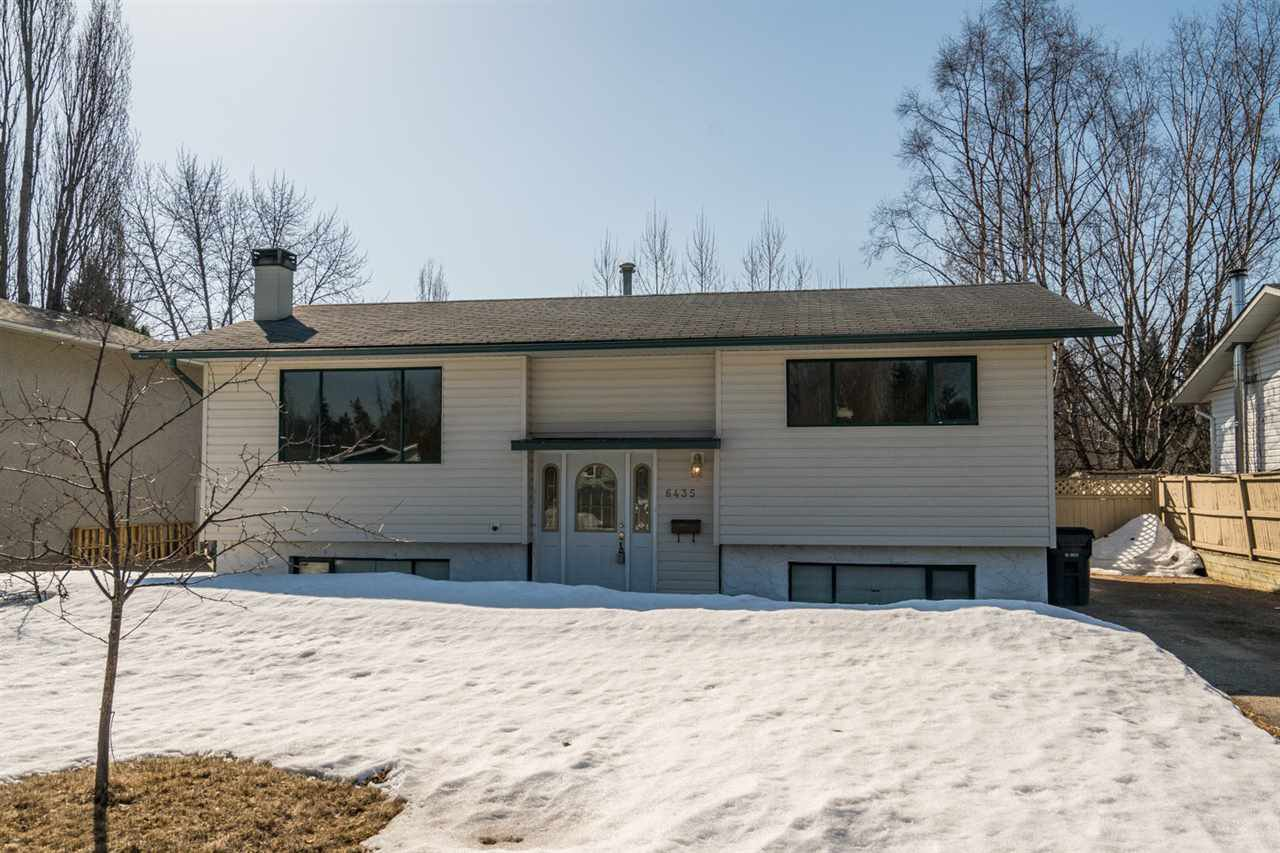 Main Photo: 6435 DELHI Place in Prince George: Lower College House for sale (PG City South (Zone 74))  : MLS®# R2354574