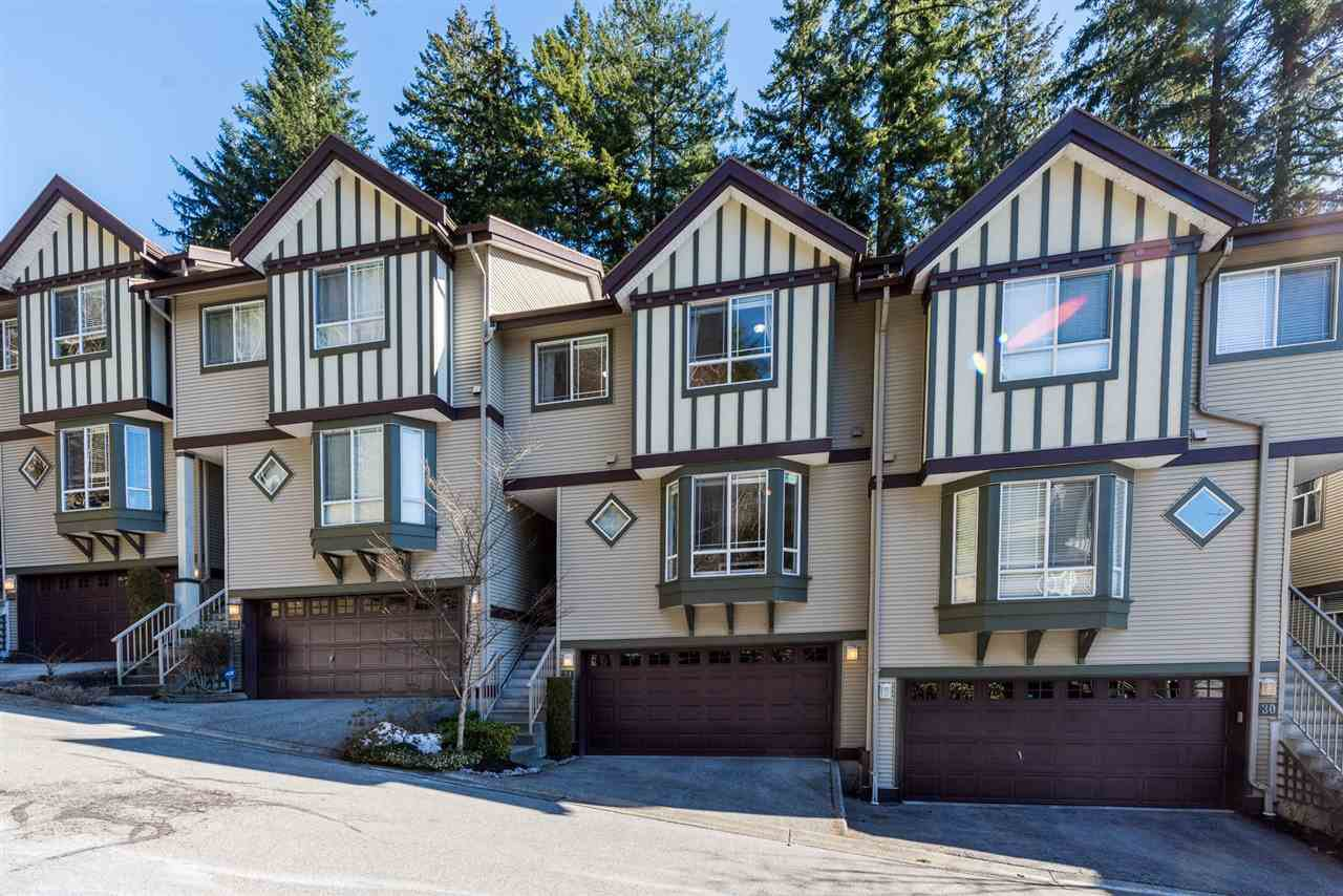"Main Photo: 31 1486 JOHNSON Street in Coquitlam: Westwood Plateau Townhouse for sale in ""STONEY CREEK"" : MLS®# R2362892"