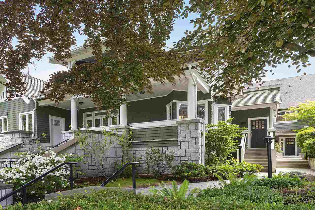 """Main Photo: 5338 LARCH Street in Vancouver: Kerrisdale Townhouse for sale in """"LARCHWOOD"""" (Vancouver West)  : MLS®# R2373851"""