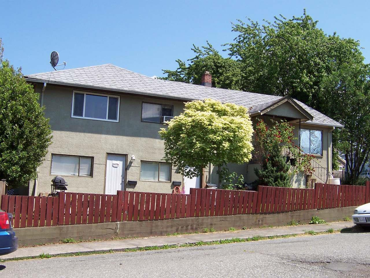 Main Photo: 3035&3037 1st Ave in PORT ALBERNI: PA Port Alberni Triplex for sale (Port Alberni)  : MLS®# 816407