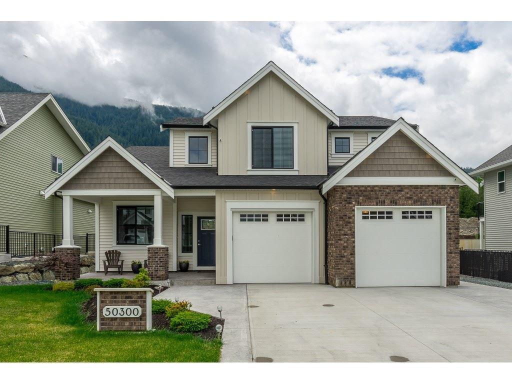 "Main Photo: 50300 KENSINGTON Drive in Chilliwack: Eastern Hillsides House for sale in ""Elk Creek Estates"" : MLS®# R2381564"