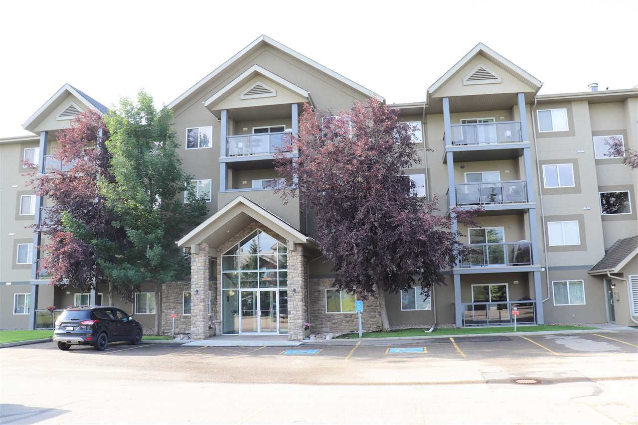 Main Photo: 204 279 SUDER GREENS Drive in Edmonton: Zone 58 Condo for sale : MLS®# E4168253