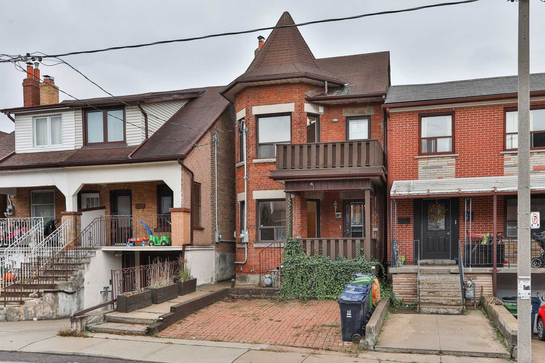 Main Photo: 69 Auburn Avenue in Toronto: Corso Italia-Davenport House (2-Storey) for sale (Toronto W03)  : MLS®# W4594421